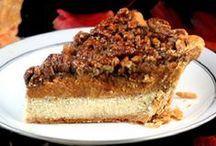 Cakes, Pies & Cobblers