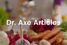 Dr. Axe Articles/Healthy Living / Health, food, exercise, remedies, DIY and more!
