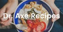 Dr. Axe Recipes / I truly believe that food can be the best medicine. Here you will find healthy recipes that are customized to help you meet your health goals for improving gut health, reducing inflammation and boosting your metabolism.