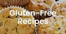 Gluten-Free Recipes / Getting rid of gluten in your diet can be very difficult. These are some of my favorite gluten-free recipes to make avoiding it easier.