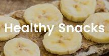 Healthy Snacks / Don't let snacking derail your health and fitness goals. Try these healthy snack recipes instead.