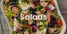 Salads / Switch up your go-to salads with these recipes.
