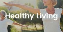 Healthy Living / Articles and tips to help you live a healthy lifestyle.