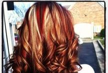 Hair of my DREAMS / hair styles or colors I crave / by Jessica Thompson