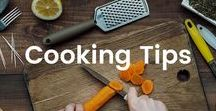 Cooking Tips / Cooking tips to make sure your food is delicious and healthy.