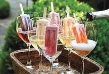 Cocktails for Summer / Refresh yourselves with cocktails that will cool down the heat from the summer sun. Great drinks to bring the atmosphere of the season to your event. / by Merlin Events London