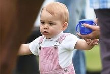 Happy 1st Birthday Prince George! / We love the Royal family here at Merlin Events London HQ and thought we would compile our favourite snaps of lovely Prince George to celebrate his first Birthday... Happy 1st Birthday George!  / by Merlin Events London