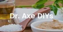 Dr. Axe DIY Recipes / My own personal and easy, homemade DIY recipes to help you reach your highest level of health.