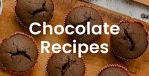 Chocolate Recipes / Chocolate recipes that won't derail your health goals.