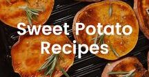 Sweet Potato Recipes / Sweet potatoes are packed with nutrients and can be used in many different recipes.