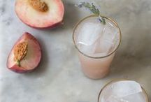 Drink / I am a Bartender & love making smoothies and sweet drinks. So Alcoholic or Non - Alcoholic, get inspired & Drink up.