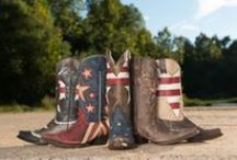Style & Swagger: Boots & More / All the Best Footwear and Accessories for a Cowboy, Officer and Texan / by Texas Ranger HoF and Museum