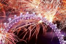 New Years Eve Party / Join us at the most exclusive New Year's Eve spot in London, and enjoy the ultimate view of London's famous firework display. Located next to the London Eye and overlooking the Palace of Westminster, the Riverside Rooms provide the most elegant dining experience to see in 2016. / by Merlin Events London