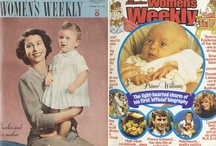 Retro covers / Some of our favourite retro Australian Women's Weekly covers.