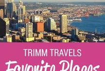 Trimm Travels: Favorite Places / Trimm Travels favorite places from around the world – Travel, Food and Photography Blog