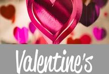 Valentine's Day / Holiday tips and inspiration for Valentine's Day