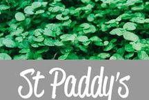 St Paddy's Day / Holiday tips and inspiration for St Paddy's Day