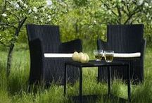 Outdoor Furnitures & Objects