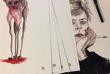 Art, Illustration & Design