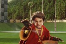 Harry Potter and... / by Absolut Air