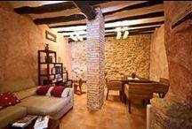 Casa rural Abaric / Vivienda de turismo rural situada en la localidad de Cañada de Verich. Bajo Aragón. Teruel. Puedes encontrarnos en http://www.abaricrural.com/