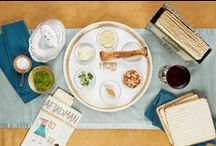 Modern Passover / Stylish Picks for your Seder table by Florence and Isabelle