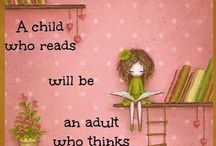 BOOK AFICIONADO / I'm A Book Addict, And Proud Of It! / by PAMELA'S HEART BOARD