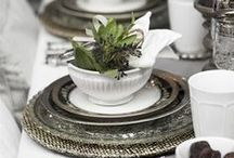 tablescapes / DYI: Decadent Inspiration: Yum