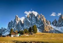 Beautiful landscapes / A pinterest boards for all fans of sweeping landscapes and the best spots in the heart of mother nature. Mountains, river and the widest oceans