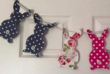 Bunting / Handmade bunting which can be personalised..