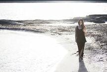 NIZAL SS15 - Part.2. / Instagram : @nizalclothing -   Photographer : Panos Georgiou & Nikos Ordolis -  Models : Maria Papageorgiou , Eleytheria Stamou ,Krisa Panagiotaki & Eleytheria Dariou -  Place : Sxoli Istioploias - Ag. Nikolaos, Anavyssos