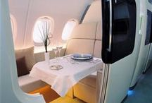 Luxury Traveling / A board on all the finer travel things. Luxury hotels, accessoiries and the best food - enjoy the world first class.