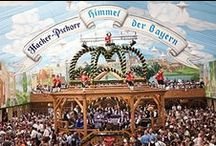 Oktoberfest in Munich / Oktoberfest is the best season to enjoy Munich. Bavaria's captial is thronging with tourists and good spirit! and all locals are celebrating in their traditional clothings