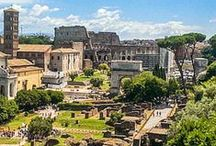 Rome / Rome is one of the oldest cities in the world. Pining everything related to the Italian capital and things to do in Rome.