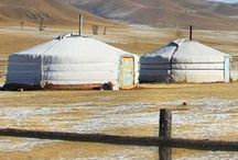 Mongolia / Mongolia travel and everything related to the perfect trip in this beautiful country in inner Asia.