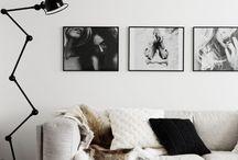 Living room | Interior inspiration / The living room is besides the dining room and the kitchen the heart of the home. Find inspiration for a lovely living room here.  Das Wohnzimmer ist neben dem Esszimmer und der Küche das Herzstück eines jeden Zuhauses. Hier findet ihr Inspiration für ein gemütliches Wohnzimmer.