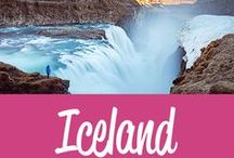 Iceland Travel Inspiration / The best Iceland travel tips and inspiration
