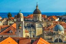 Croatia / Croatia is one of the most beautiful Mediterranean countries! Ocean, mountains and beautiful landscape - there are so many reasons to travel to Croatia. Here are some useful Croatia travel guides, information and breathtaking photography.