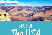 Trimm Travels: Best of USA / The best USA travel tips and inspiration from Trimm Travels Travel, Food and Photography Blog