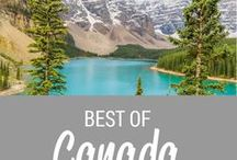 Trimm Travels: Best of Canada / The best Canada travel tips and inspiration from Trimm Travels Travel, Food and Photography Blog