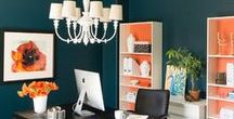 a colorful office / colorful office inspiration, office decor, office decor inspiration, creative office decor, colorful office decor, colorful office ideas, colorful office ideas