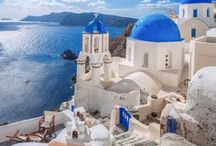 Greece / Greece travel and everything related with planning your perfect vacation in Greek. Greek cuisine, the best greek tourist attractions and Greece photogrphay