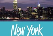 New York Travel Inspiration / The best New York travel tips and inspiration