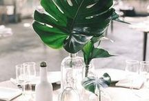 Wedding Trend - Botanical