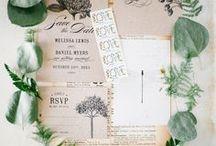 Wedding Trend - Greenery