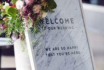 Wedding Trend - Marbled