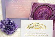 Wedding Trend - Rose Quartz & Serenity