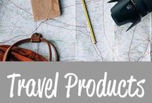 Travel Products I Want and Love / My favourite and wishlist travel related products