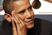 President Barack Obama... / by Hanifah Abdel-Aziz