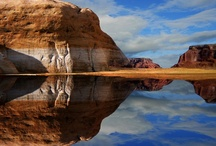 Lake Powell <3 / One of my favorite places on earth. I've spent months of my life houseboating and exploring on this lake. Truly majestic. <3 / by Shannon Peterson